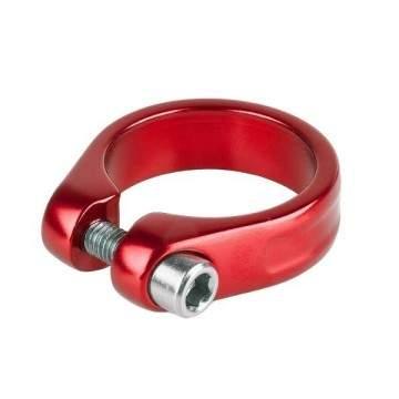 Abraçadeira Selim M-Wave 31.8 Vermelho
