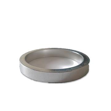 Espaçador Alumínio Silver 5mm