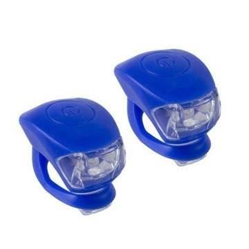 Leds M-Wave Cobra Blue Set