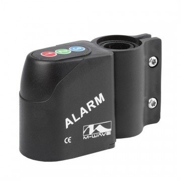 M-Wave Alarm System Bike