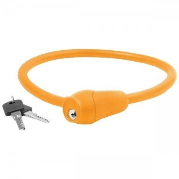 M-Wave Cable Lock 12 * 600 mm Orange