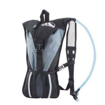 Hydro M-Wave Backpack Black - Gray