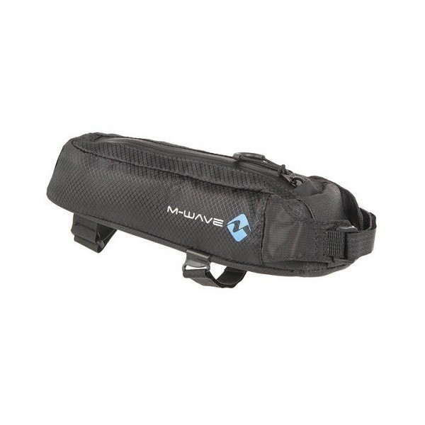 Bolsa M-Wave Top Tube Pack Negro