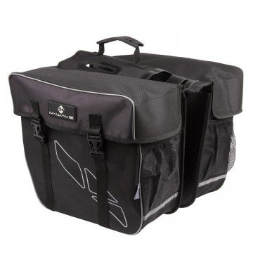 M-Wave Amsterdam Double Rear Bag 30L