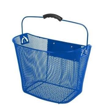 Ventura Blue Handlebar Basket
