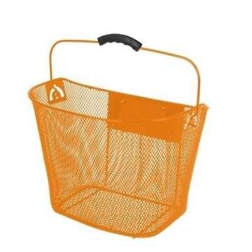 Ventura Orange Handlebar Basket