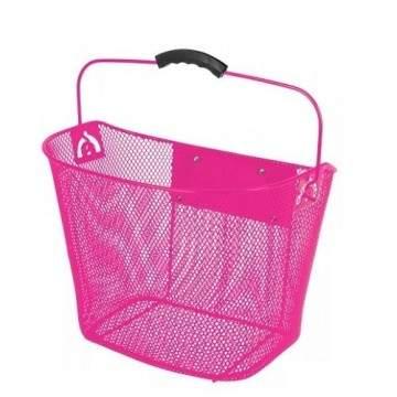 Ventura Rosa Handlebar Basket