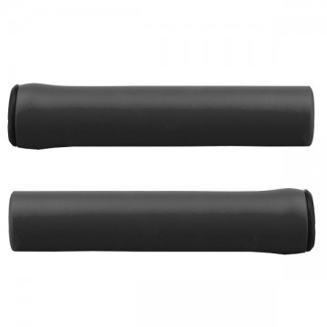 M-Wave Silicone Grips Black