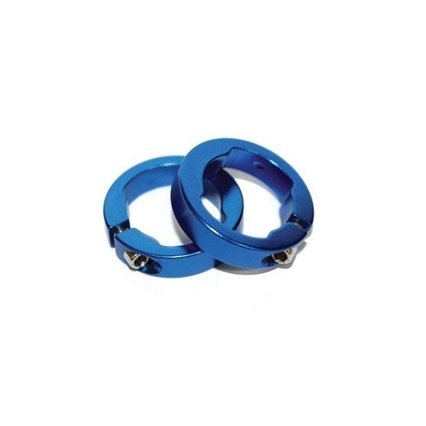 Clarks Lock On Grip Clamp Blue