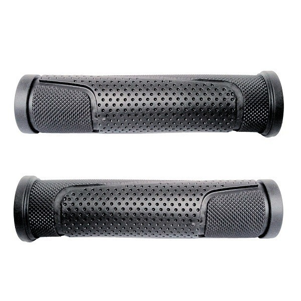 Kurven Dual Form Grips Black