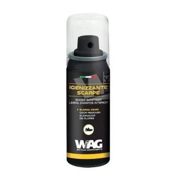 Spray Higienização Sapatos Wag 50ml