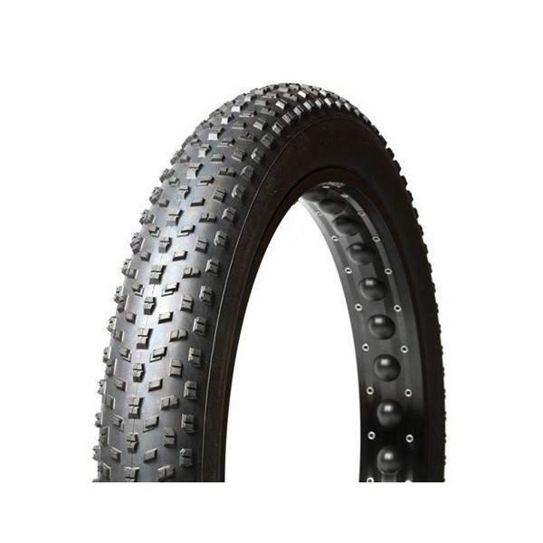 """Cyt Fat Bike Tire 26"""" * 4.0 Black"""