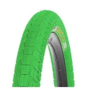 "Kenda Krackpot 20"" * 1.95 Tire Green"