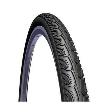 """Mitas Hook Tire 24"""" 1 3/8 Black"""