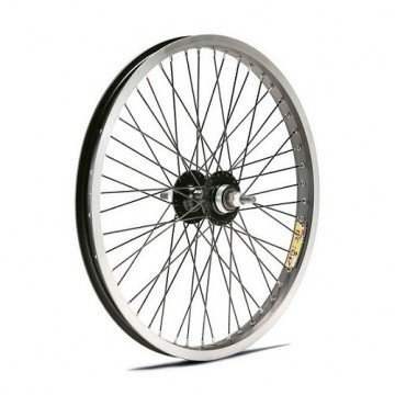 "Bmx 20"" Zac Rear Wheel 36R"