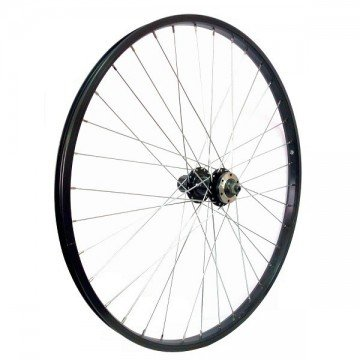 "Mach1 Cxr 26"" Rear Wheel Black"