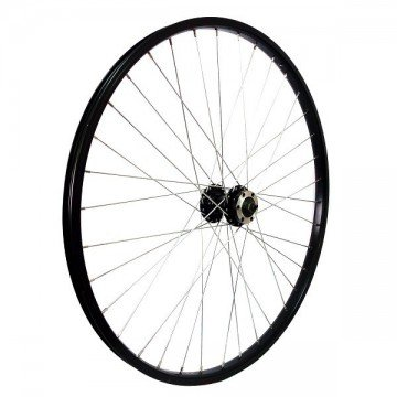 "Mach1 26"" CXR Front Wheel Black"