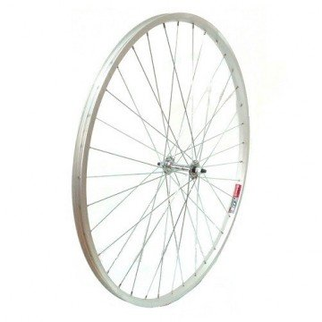 "Weinmann 28"" Front Wheel Gray"