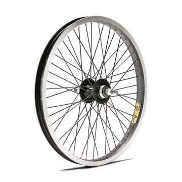 "Zac 30 Bmx 20"" Rear Wheel 48H"