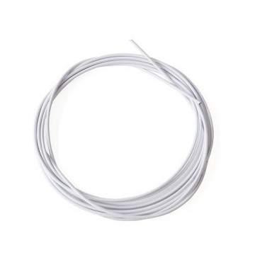 Funda Freno Kurven 5mm Blanco - 2mt