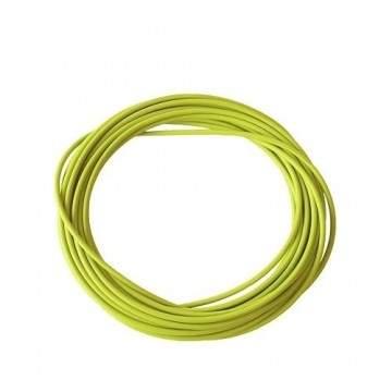 Espiral Mudança 4mm Verde Neon – 2mt