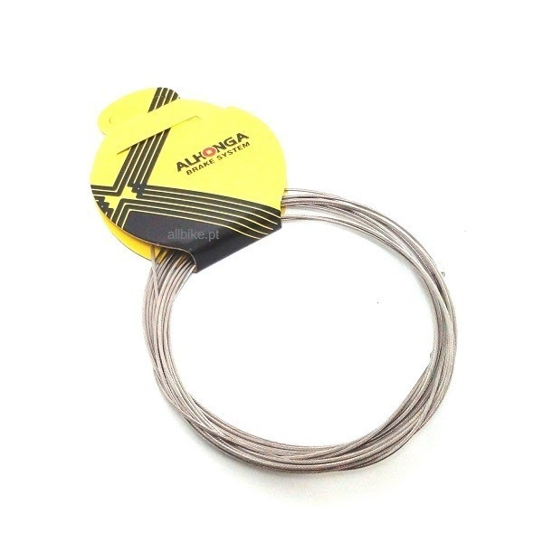 Cable Cambio Inox Alhonga - 2 unid