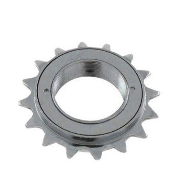 Kurven Single Freewheel 16T Silver