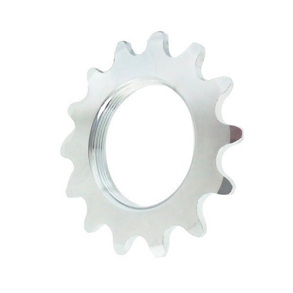 Kurven Sprocket 18T Silver