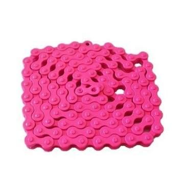 Corrente Taya 1v Rosa Neon