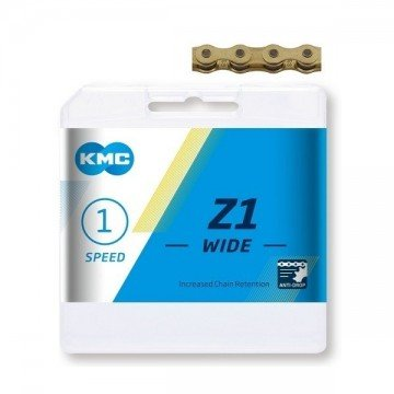 Kmc Z1 Wide Chain 1s Gold