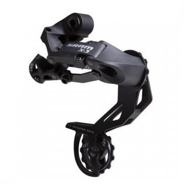 Sram X3 Rear Derailleur 9s Long Case