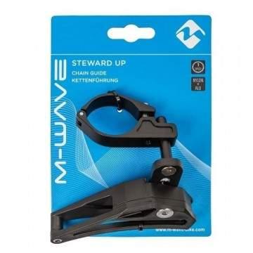 M-Wave Steward Chain Guide Black