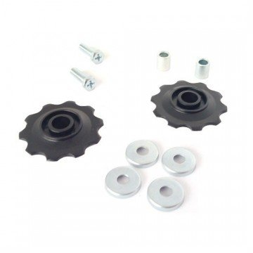 Kurven Eco Pulley Set 10T Black