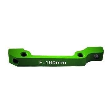 Adaptador Travão IS F160 Verde