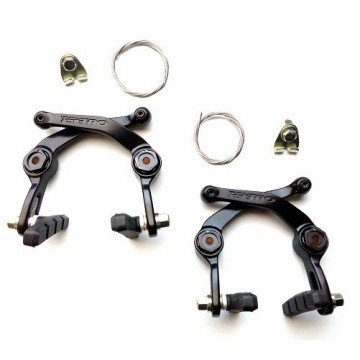 Tektro U-Brake Bmx Set Black