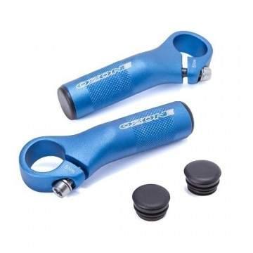 Bar Ends Ozone TG Azul