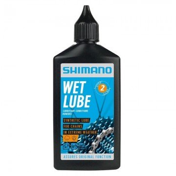 Aceite Cadena Wet Shimano 100ml