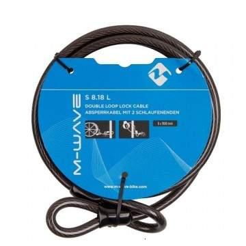 Espiral Segurança M-Wave 8 * 1800mm