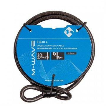 M-Wave Locking Cable 8 * 1800mm