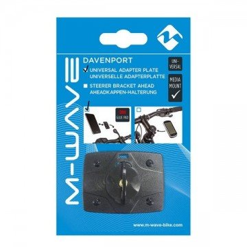 M-Wave Universal Adapter Plate - Garmin