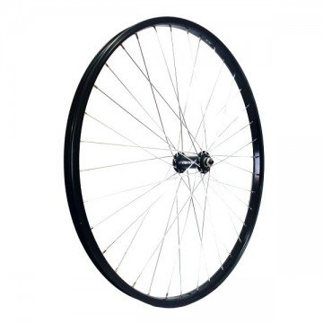 "Mach1 Mission 26"" Front Wheel Black"