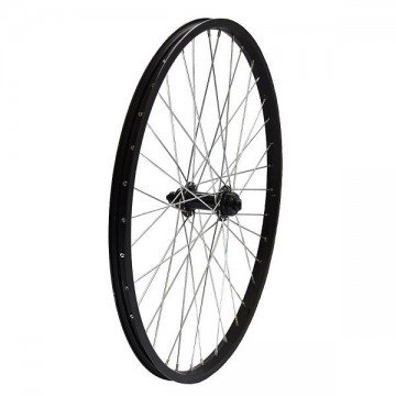 "Mach1 24"" Front Wheel Black Qr"