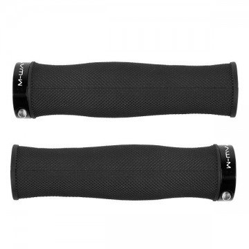 M-Wave Cloud Slick Grips Black