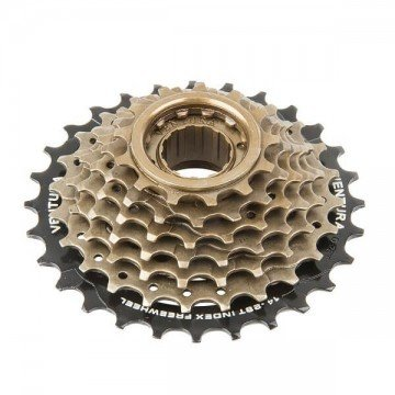 Ventura 6s Index Freewheel 14-28T
