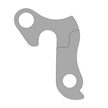 Gear Hanger Aluminium PK-11