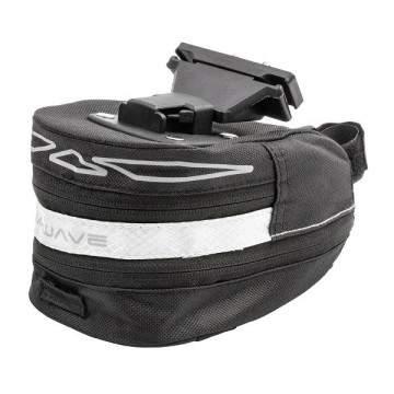 M-Wave Saddle Bag White L