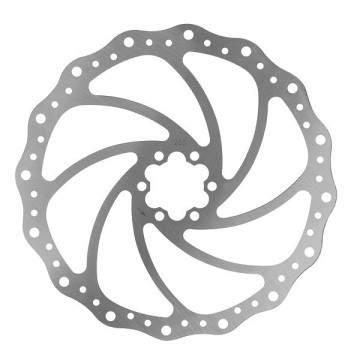 M-Wave Brake Disc Rotor 203mm 6H
