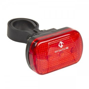 M-Wave Atlas Rear Flashing Light