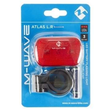 M-Wave Atlas Rear Flashing Light