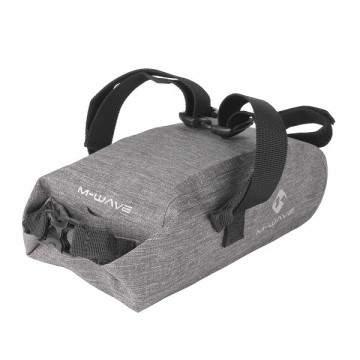 M-Wave Suburban Saddle Bag Gray